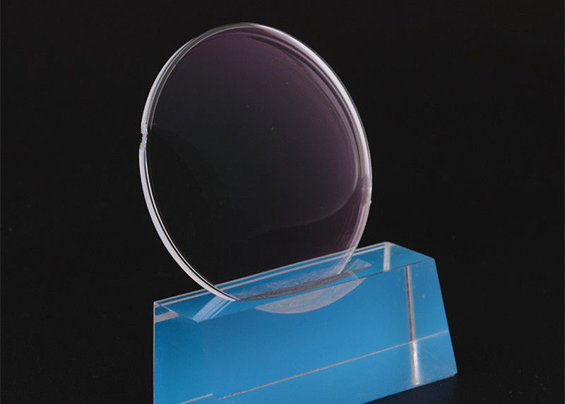UV420 Polycarbonate 1.59 Lenses , Anti Blue Ray Lightweight Polycarbonate Lenses