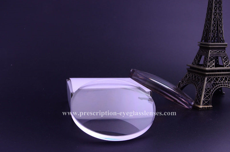 a9a0073219a Semi Finished Optical Polycarbonate Lens Blanks 1.59 Index AR Coating