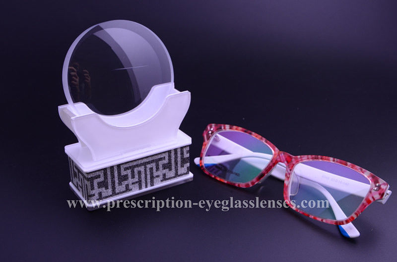 3b0975adbce Prescription Polycarbonate Lens Blanks Flat Top 1.59 Index Hard Multi Coated
