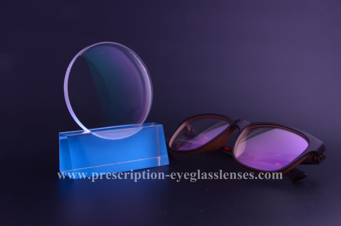 Most Popular Cr 39 Lenses UV Protection , 1.56 Cr39 Anti Glare HMC Coating Lenses