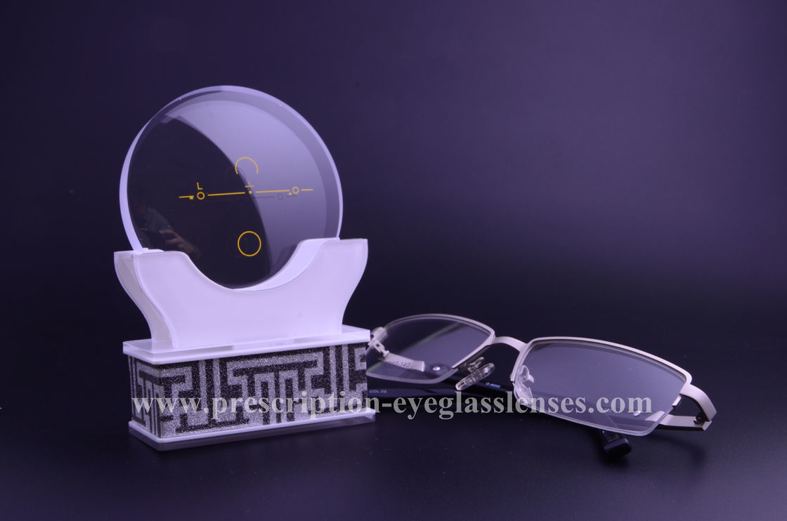Uncoated 1.499 UC Progressive Multifocal Lenses For Prescription Glasses