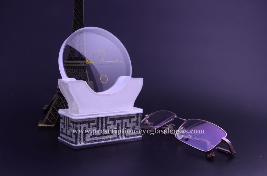 a4da795998 Optical Semi Finished Lens Blanks Middle Index 1.56 Hard Coating Multifocal  Vision
