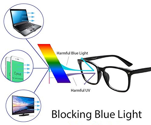 Resin Blue Light Blocking Lenses With AR Coating 1.56 Index Photochromic Film